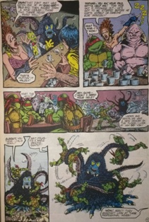 Teenage Mutant Ninja Turtles in Munden's Bar Page 7